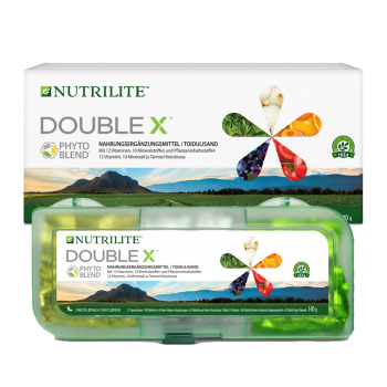 DOUBLE X NUTRILITE - Box